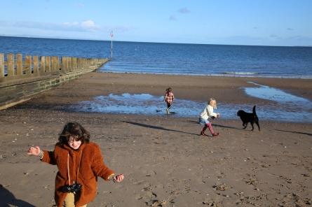 Beach Adventures 4 by Geraldine Heaney