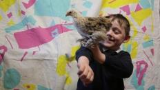 Chick 2 by Geraldine Heaney